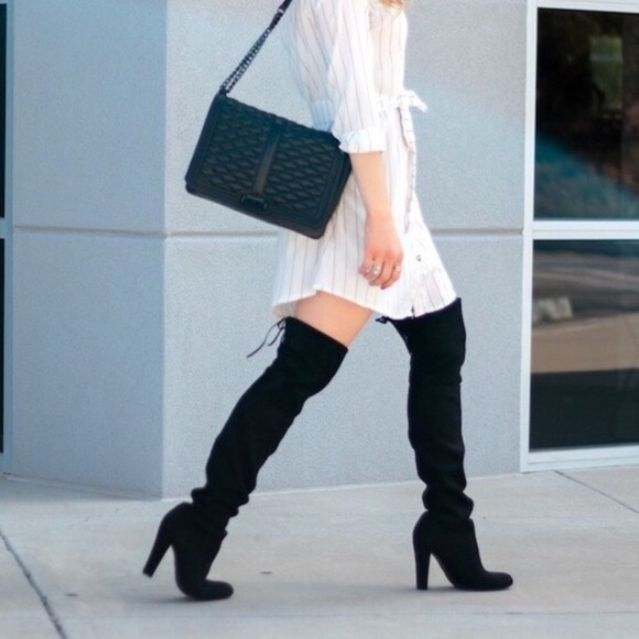 cef9b4266ce Gorgeous Steve Madden Over the Knee Boots